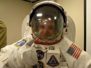 Eric Astronaut Suit