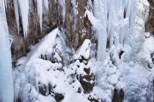 Ouray ice climbing (photo courtesy of Kate B.)